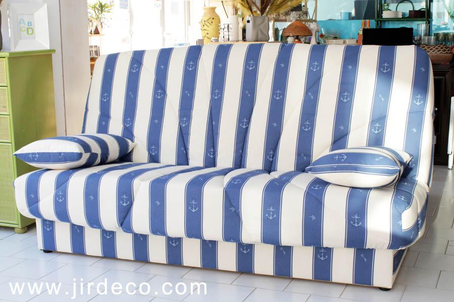 clic clac bz canap convertible de magasin. Black Bedroom Furniture Sets. Home Design Ideas